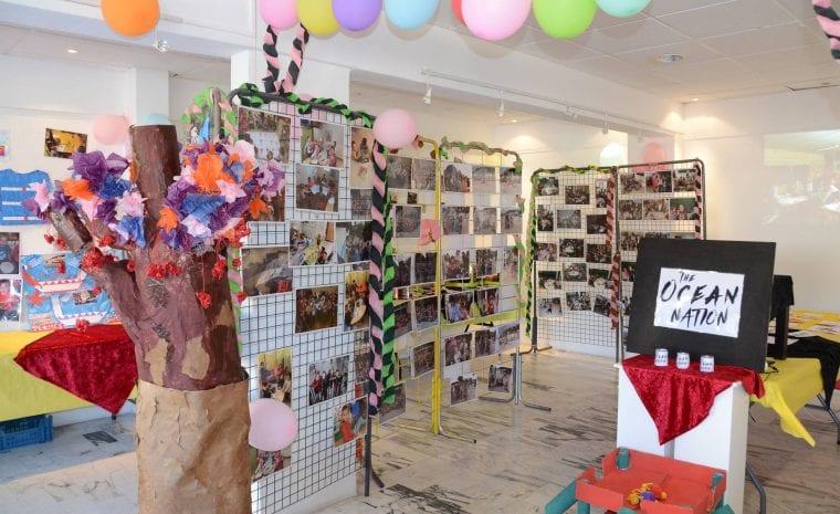 Expo des élèves du TAP - 20/06/2016