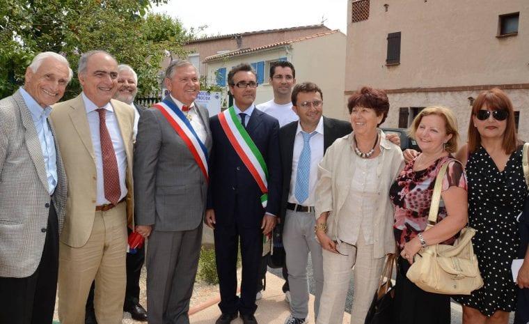 Jumelage Saint-Mandrier/Procida 29 juin 2013