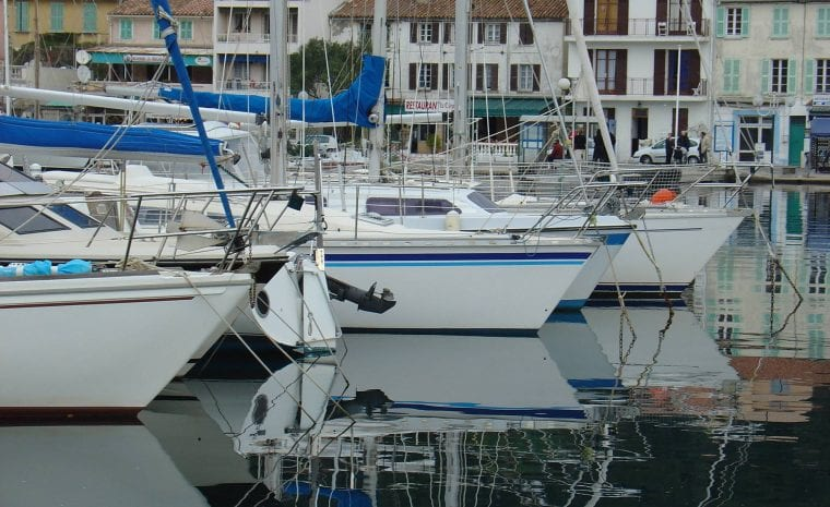 Le port du Creux Saint-George